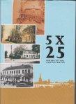 Geert Klok - 5x25 van HBS tot HHC Warffum 1868-1993