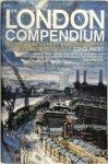 Ed Glinert - The London Compendium A Street-by-street exploration of the hidden metropolis