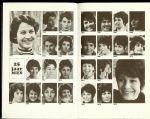 MIES BOUWMAN en J.VAN DEN BERG met heel veel zwart wit foto's - MIES 25 1/2 JAAR TV *  omzien in verbazing, met heel veel foto's