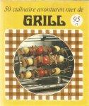 Hoffmann, Ina  -  samenstelling - 50 culinaire avonturen met de Grill