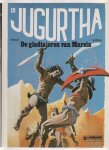 Vernal - Jughurtha 12 de gladiatoren van Marsia 1e druk