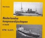 Gorter, D - Nederlandse Koopvaardijschepen in Beeld KPM/KJCPL