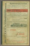 n.n. - 1960. Adresboek van de gemeenten Laren - Blaricum - Huizen