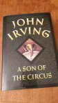 IRVING, JOHN. - A son of the circus, first edition, druk 1