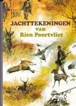 Rien Poortvliet - Jachttekeningen
