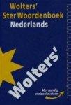 Koenen, M. J. & Drewes, J. B. - Wolters Ster Woordenboek Nederlands. Kleine Koenen.