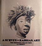 Joseph Corne - A survey of Zairian art ,the Bronson collection