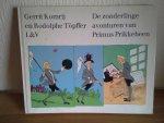 Gerrit Komrij en Rudolphe Töpffer - De zonderlinge avonturen van Primus Prikkebeen