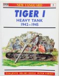 Doyle, H.  Jentz, T.  Sarson, P. - Tiger I Heavy Tank 1942-1945. New Vanguard 5