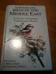 Porter, RF, S Christensen ea - Field Guide to the Birds of the Middle East