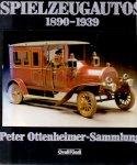 Ottenheimer-Sammung, Peter (ds1372) - Spielzeugautos