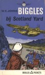 Johns, W.E. - Biggles  bij Scotland Yard