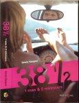 Kasper, Xenia Nederlandse  vertaling Alice Dederding - 38 1/2 : 1 man & 2 minnaars