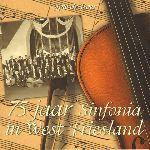 Boer, Ypie de - 75 Jaar Sinfonia in West-Friesland, 84 pag. softcover, gave staat