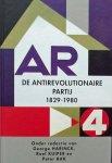 George Harinck. / Roel Kuiper. Peter Bak., P. - AR. De geschiedenis van de Antirevolutionaire Partij, 1829-1979