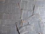 Amerongen, Martin van - Aantal (52) knipsels: artikelen en ingezonden brieven 1990 / 1991
