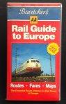 redactie Baedeker's - Baedeker's Rail Guide to Europe (AA Baedeker's)