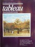 red. - Tableau. Fine arts magazine. Tijdschrift voor beeldende kunst en antiek.