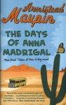 Armistead Maupin - The Days of Anna Madrigal