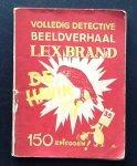 Abas, Ben, Abas, Leo - De Havik  Lex Brand No 10 volledig detective beeldverhaal