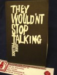 Pollock, John - They would'nt stop talking