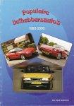 Ouweneel, Drs. Hans - Populaire liefhebbersauto`s. 1980-2000.