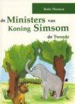 Bette Westera - De Ministers van Koning Simsom de Tweede