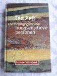 ZEFF, Ted - Overlevingsgids voor hoogsensitieve personen inclusief werkboek