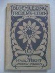 Tricht, H.W. van - Bloemlezing uit de werken van Frederik van eeden