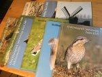 Dijksen, A & Vogelwerkgroep Texel - Ornithologisch jaarverslag Texel, 9 stuks