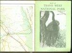 Survey of Kenya. - Map of Tsavo West National Park.