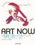 Uta Grosenick (ed.) - Art  Now 2 The new directory to 81 international contemporary artists.