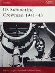 Hargis, Robert.  Vuksic, Velimir. - US Submarine Crewman 1941-45. Warrior 82.