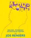 Soudijn, Karel - Altijd Koorts (Beelden - Penningen en Exotische Stoffen van Jos Reniers), 192 pag. hardcover + stofomslag, zeer goede staat