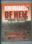 Lewis, David (edited by), Norman Ellison - Remembranches of Hell. The Great War Diary of Writer, Broadcaster and Naturalist Norman Ellison