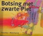 SLEE, CARRY & HOPMAN, PHILIP, - Botsing met zwarte Piet.
