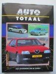 Mensing, Hanny (eindredactie) - Auto Totaal. Alle automerken van de wereld : Alfa Romeo (extra: knipsel Alfa Romeo 6C 2500 Sport uit 1942)
