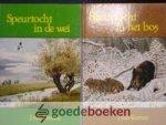 Reenen, J. van - Speurtocht in het bos/Speurtocht in de wei --- 2 delen