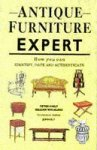 Peter Philip & Gillian Walkling - Antique Furniture Expert: How You Can Identify, Date and Authenicate