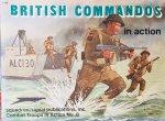 Thompson, Leroy. - British Commandos in Action.