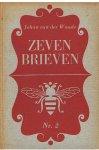 Woude, Johan van der - Zeven brieven