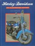 Barrington, Shaun - Harley-Davidson (An Illustrated History), 192 pag. hardcover, gave staat