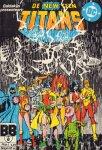 Baldakijn - De New Teen Titans 06, geniete softcover, zeer goede staat