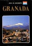 Núnez, Juan Agustin (red.) - Granada. Het Alhambra zien en begrijpen.  Inclusief losse kaart. Met vele kleurenfoto's