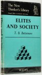 BOTTOMORE, T. - Elites and society.