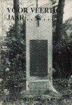 Duim, H. van der (redactiecommissie) - Voor veertig jaar...... (Herdenkingsboekje 1985: Nunspeet in de Tweede Wereldoorlog)