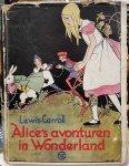 CARROLL, Lewis & CRAMER, Rie - Alice's avonturen in Wonderland