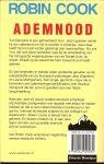 Cook, Robin .. Vertaling door Eny van Gelder - Ademnood