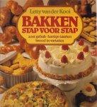 Letty van der Kooi - Bakken stap voor stap