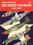 Ward, Richard & Ernest R. McDowell - Aircam Aviation Series 05, North American P-51B/C Mustang in USAAF Service, paperback, goede staat